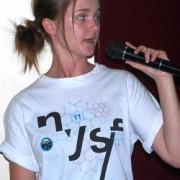 Alex Prosser NYSF MSC delegate